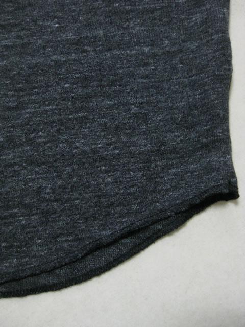 (大きいサイズ メンズ 通販 デビルーズ)alternative(オルタナティブ)「ECO J」七分袖ラグラン ヘンリーTEE