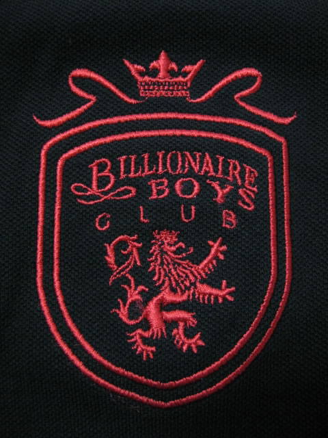 (大きいサイズ メンズ 通販 デビルーズ)BBC(ビリオネアボーイズクラブ)「EMBLEM」長袖シャツ