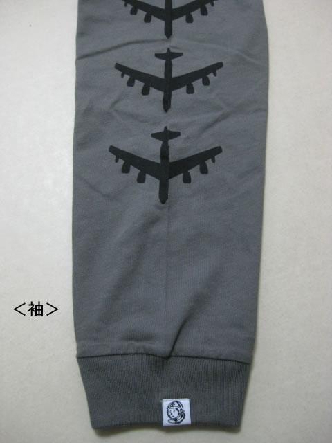 (大きいサイズ メンズ 通販 デビルーズ)BBC(ビリオネアボーイズクラブ)「B-52」ロンTEE