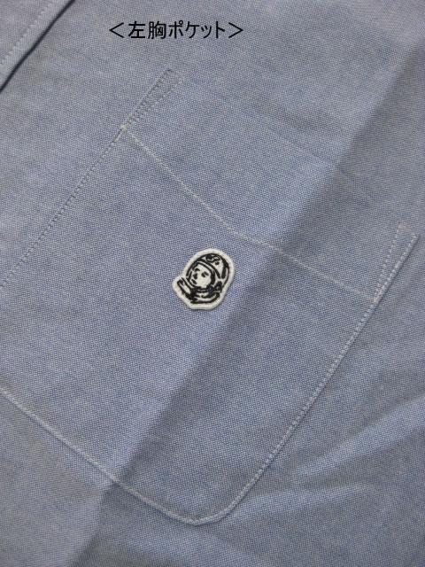 (大きいサイズ メンズ 通販 デビルーズ)BBC(ビリオネアボーイズクラブ)「HELMET」長袖シャツ