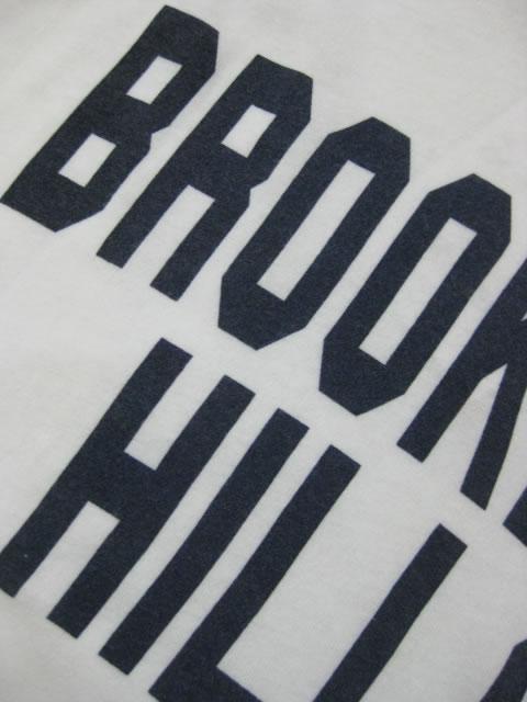 (大きいサイズ メンズ 通販 デビルーズ)Champion(チャンピオン)「BROOKLINE HILLS」ロンTEE