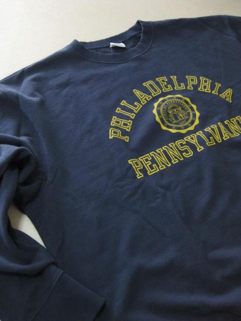 (大きいサイズ メンズ 通販 デビルーズ)Champion(チャンピオン)「PENNSYLVANIA」スウェットシャツ