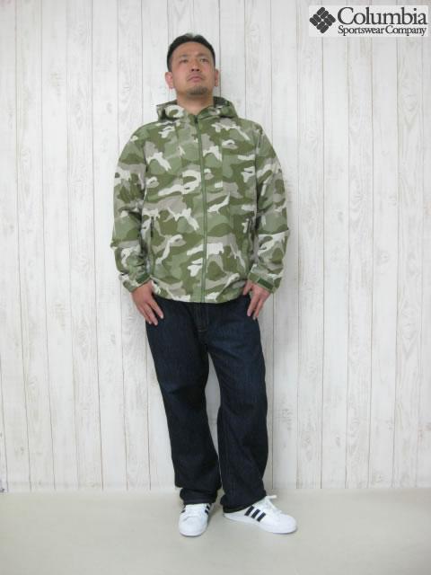 (大きいサイズ メンズ 通販 デビルーズ)Columbia(コロンビア)ヘイゼンパターンドジャケット