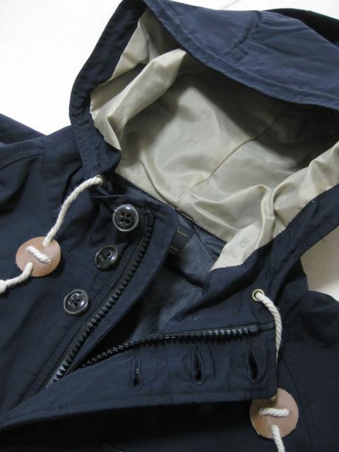 (大きいサイズ メンズ 通販 デビルーズ)DARKSEAS(ダークシーズ)「SKYSAIL」フード付 ハイカージャケット