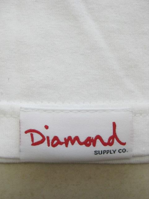 (大きいサイズ メンズ 通販 デビルーズ) メンズ 通販 デビルーズ)Diamond(ダイアモンド)「OG YACHT CLUB」TEE