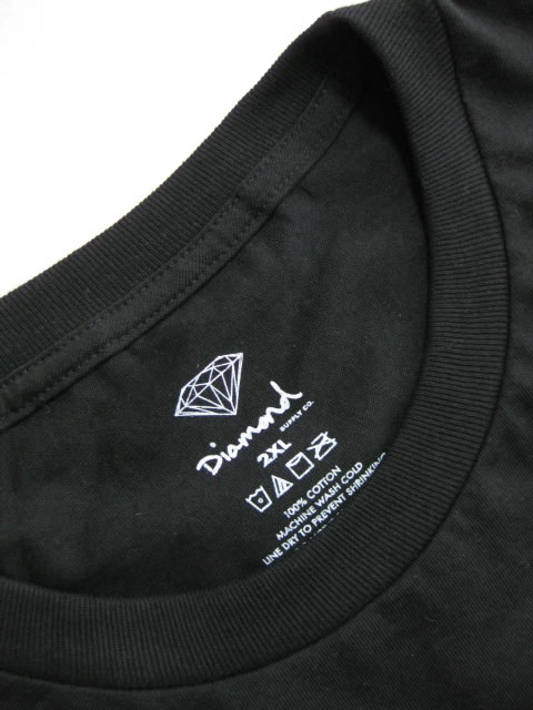 (大きいサイズ メンズ 通販 デビルーズ)Diamond(ダイアモンド)「TOKYO LIFE」TEE