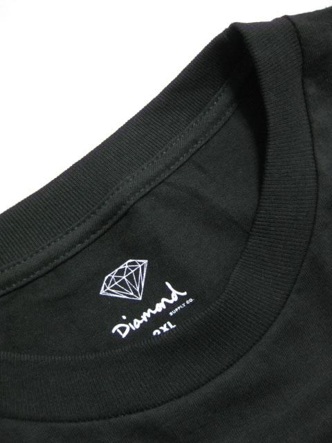(大きいサイズ メンズ 通販 デビルーズ)Diamond(ダイアモンド)「GEM QUALITY」TEE