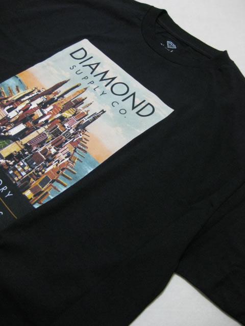 (大きいサイズ メンズ 通販 デビルーズ)Diamond(ダイアモンド)「EXCESS 2」TEE