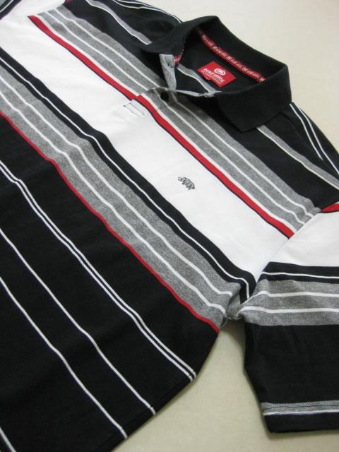 (大きいサイズ メンズ 通販 デビルーズ)ECKO UNLTD(エコーアンリミテッド)「PISTOP」半袖ポロシャツ