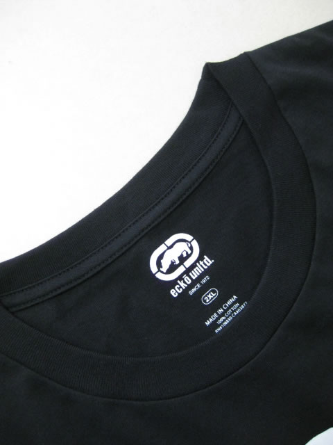 (大きいサイズ メンズ 通販 デビルーズ)ECKO UNLTD(エコーアンリミテッド)「BRUSHED」TEE