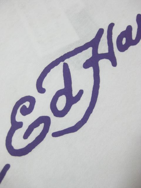 (大きいサイズ メンズ 通販 デビルーズ)EDHARDY(エドハーディー)「LOS ANGELES」ロンTEE