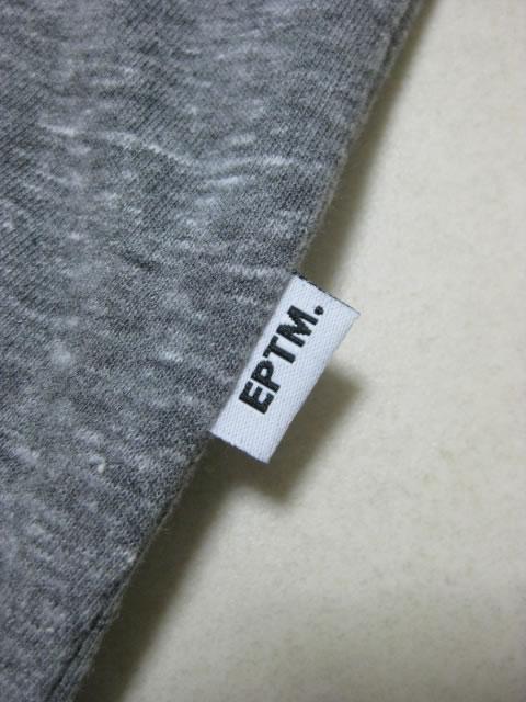 (大きいサイズ メンズ 通販 デビルーズ)EPTM(エピトミ)「TRIBLEND」TEE