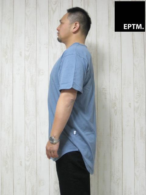 (大きいサイズ メンズ 通販 デビルーズ)EPTM(エピトミ)「COTTON」TEE