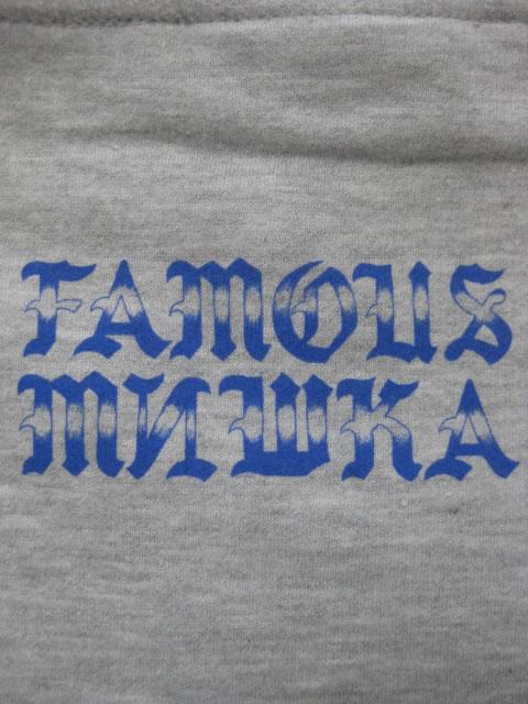 (大きいサイズ メンズ 通販 デビルーズ)FAMOUS(フェイマス)「ALL SEEING」FAMOUS×MISHKA コラボHOODY