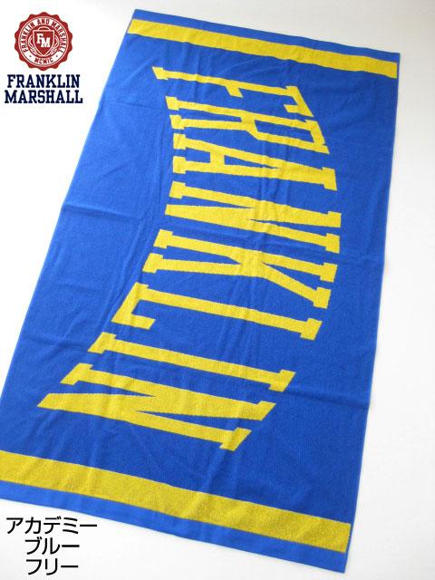 (大きいサイズ)FRANKLIN&MASHALL(フランクリンアンドマーシャル)「FM」ウォーターボトル