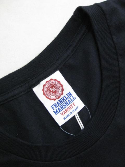 (大きいサイズ メンズ 通販 デビルーズ)FRANKLIN&MARSHALL(フランクリンアンドマーシャル)「EAST COAST」TEE