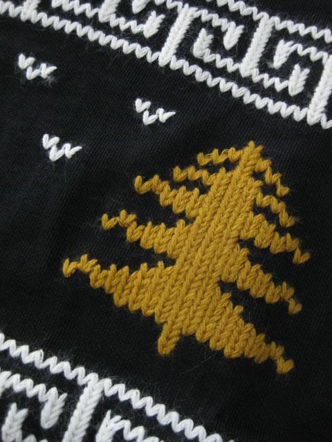 (大きいサイズ メンズ 通販 デビルーズ)FRANKLIN&MARSHALL「TREE」スウェットシャツ