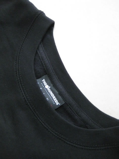 (大きいサイズ メンズ 通販 デビルーズ)THE HUNDREDS(ザ ハンドレッズ)「FOREVER SLANT」スウェットシャツ