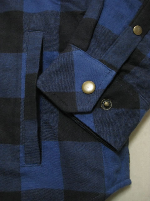 (大きいサイズ メンズ 通販 デビルーズ)LOSER MACHINE(ルーザーマシーン)「HUDDLE」中綿ジャケット