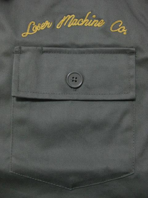 (大きいサイズ メンズ 通販 デビルーズ)LOSER MACHINE(ルーザーマシーン)「TUMBLEWEED」ジャケット