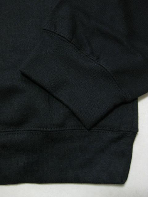 (大きいサイズ メンズ 通販 デビルーズ)MISHKA(ミシカ)「KEEP WATCH」ロンクルーネックスウェットシャツ
