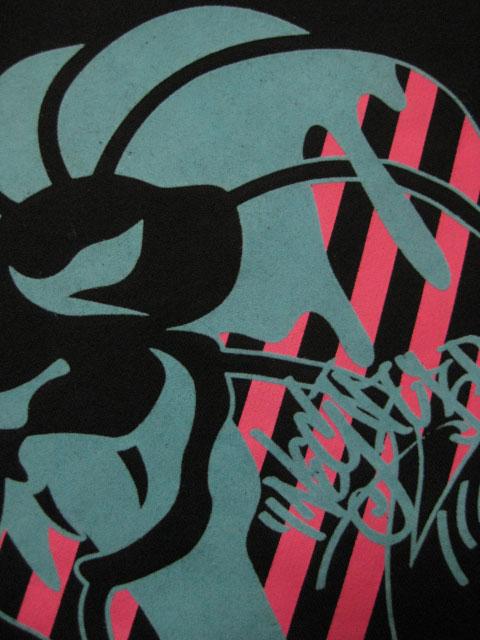 (大きいサイズ)NESTABRAND(ネスタブランド)「LION SYRUP」スウェットシャツ