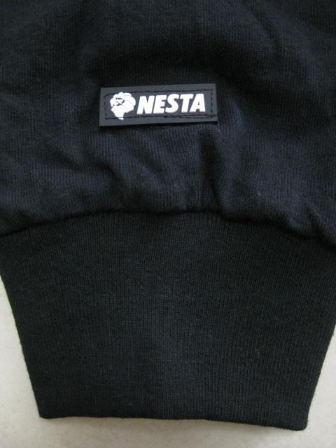 (大きいサイズ メンズ 通販 デビルーズ)NESTA BRAND(ネスタブランド)「SPACEE WORD」ロンTEE