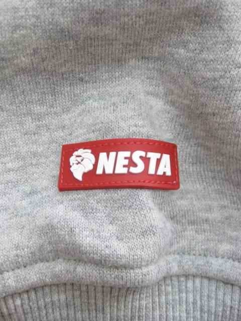 (大きいサイズ メンズ 通販 デビルーズ)NESTABRAND(ネスタブランド)「STAR AND LION」スウェットシャツ