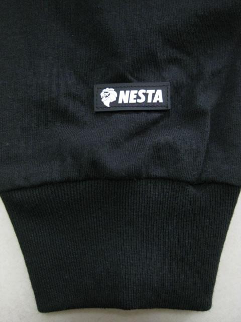 (大きいサイズ メンズ 通販 デビルーズ)NESTA BRAND(ネスタブランド)「W ICON」ロンTEE