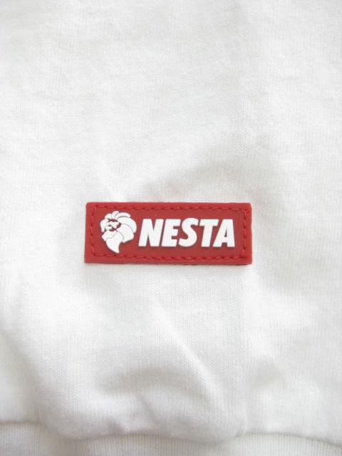 (大きいサイズ メンズ 通販 デビルーズ)NESTABRAND(ネスタブランド)「COMIC LION」ロンTEE