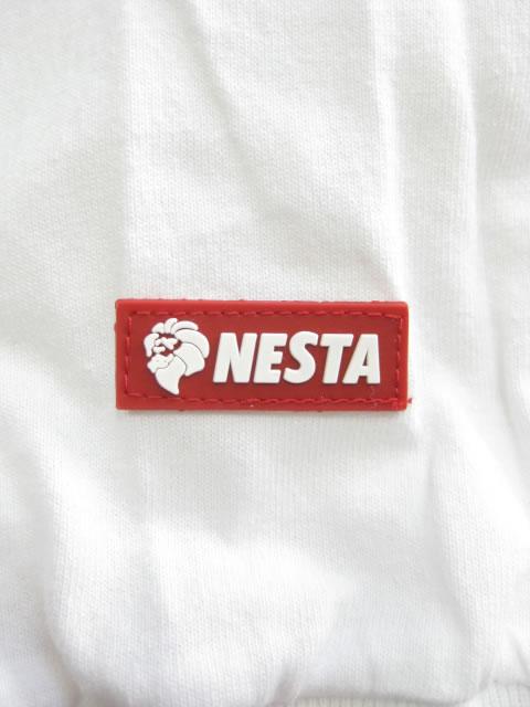 (大きいサイズ メンズ 通販 デビルーズ)NESTABRAND(ネスタブランド)「HEXAGONAL」ロンTEE