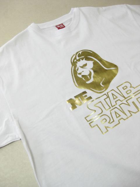 (大きいサイズ メンズ 通販 デビルーズ)NESTA BRAND(ネスタブランド)「SPACE LION」TEE