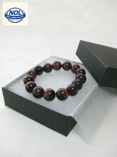NOL(ノル)パワーストーン 数珠ブレスレット(14MM)