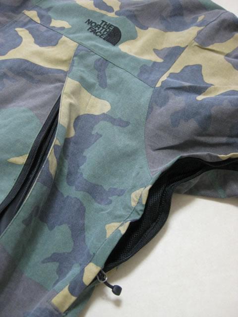 (大きいサイズ メンズ 通販 デビルーズ)NORTH FACE(ノースフェイス)ノベルティスクープジャケット