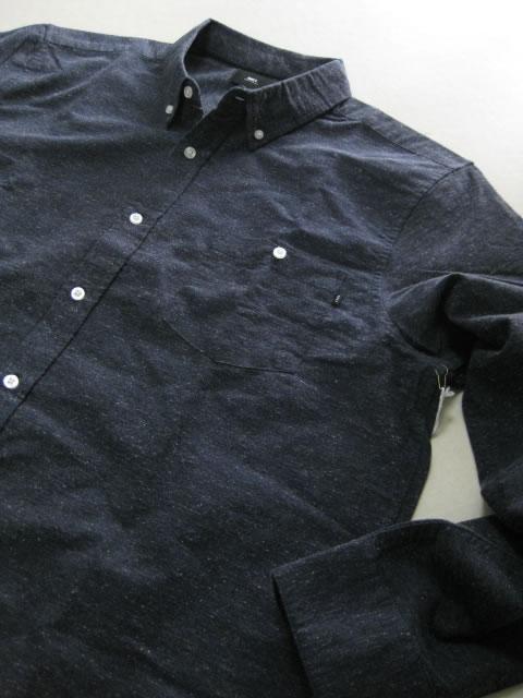(大きいサイズ メンズ 通販 デビルーズ)OBEY(オベイ)「HADLEY」長袖シャツ