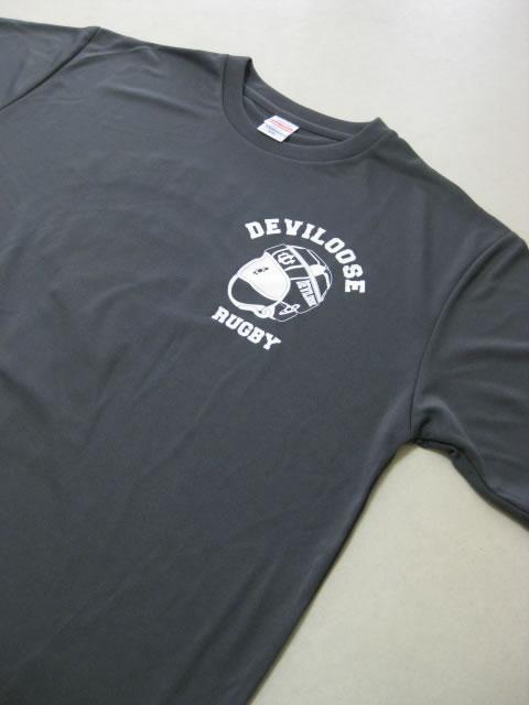 (大きいサイズ メンズ 通販 デビルーズ)デビルーズオリジナル「HEADCAP&JERSEY」ドライTEE