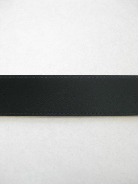 (大きいサイズ)P2(ピーツー)ロングサイズ 英字エンボス ベルト