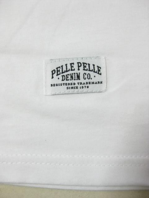(大きいサイズ メンズ 通販 デビルーズ)pellepelle(ペレペレ)「MIND POWER」TEE