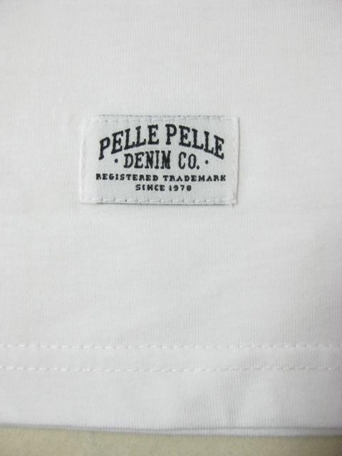 (大きいサイズ メンズ 通販 デビルーズ)pellepelle(ペレペレ)「SCHOCKWAVE」TEE