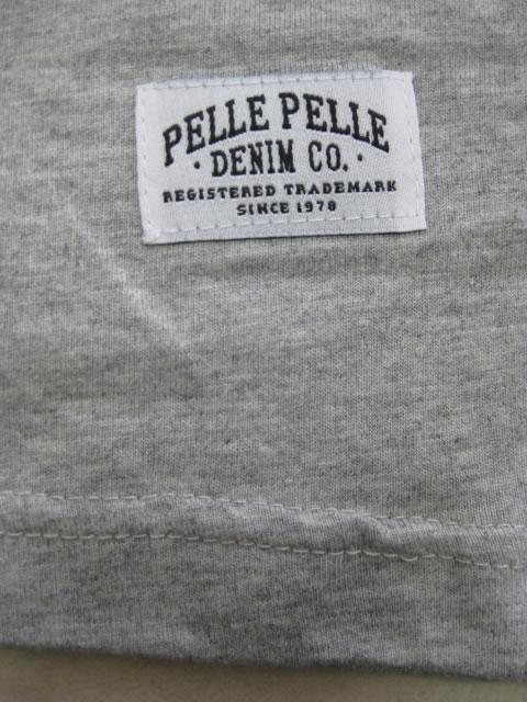 (大きいサイズ メンズ 通販 デビルーズ)pellepelle(ペレペレ)「KUSH ICON」TEE