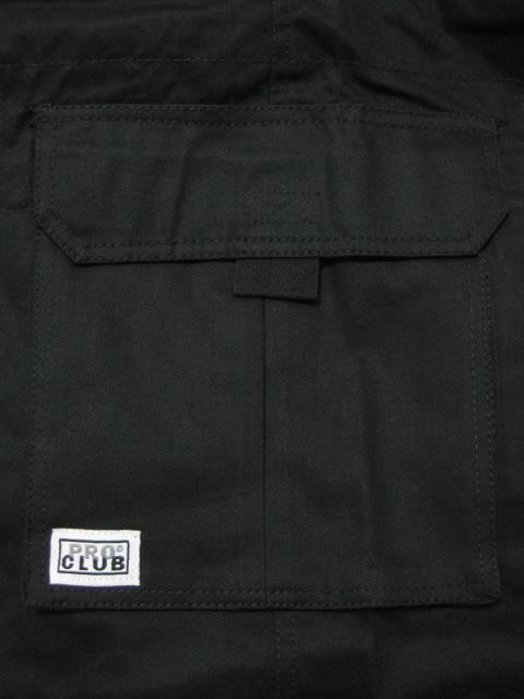 (大きいサイズ メンズ 通販 デビルーズ)PROCLUB(プロクラブ)「TWILL」ベルト付カーゴショーツ