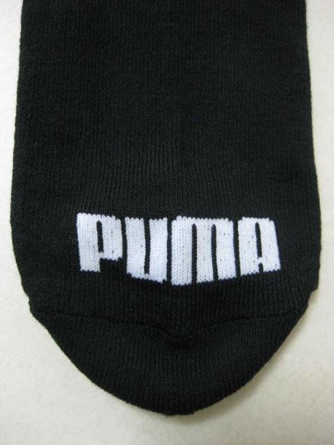 (大きいサイズ メンズ 通販 デビルーズ)PUMA(プーマ)3Pパイルショートソックス
