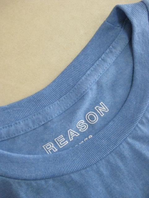 (大きいサイズ メンズ 通販 デビルーズ)REASON(リーズン)「FLEX ZONE」TEE