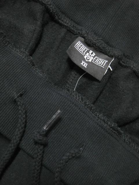 (大きいサイズ メンズ 通販 デビルーズ)REBEL8(レベルエイト)「LAURELS」スウェットパンツ