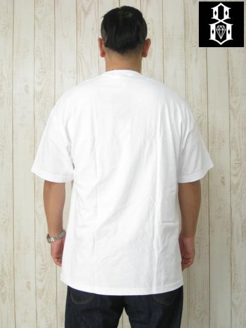 (大きいサイズ メンズ 通販 デビルーズ)REBEL8(レベルエイト)「BASIC」TEE