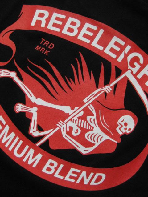 (大きいサイズ メンズ 通販 デビルーズ)REBEL8(レベルエイト)「PREMIUM BLEND」TEE