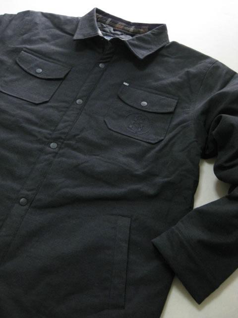 (大きいサイズ メンズ 通販 デビルーズ)REBEL8(レベルエイト)「TRANSIENT」中綿シャツジャケット