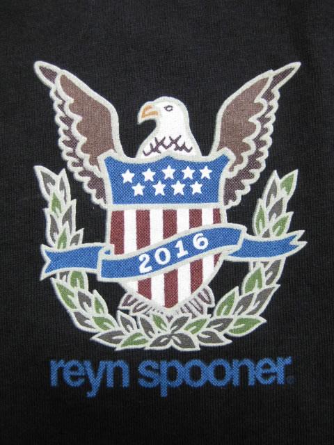 (大きいサイズ メンズ 通販 デビルーズ)REYN SPOONER(レインスプーナー)「SUMMER COMMEMORATIVE 2016」TEE
