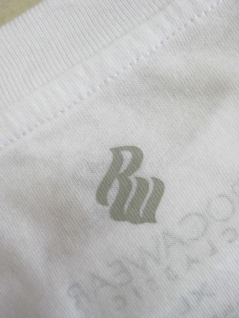 (大きいサイズ)ROCAWEAR(ロカウェア)「KEEP EM CLEAN」ロンTEE
