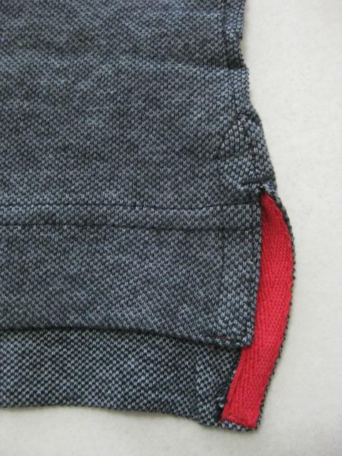 (大きいサイズ メンズ 通販 デビルーズ)ROCAWEAR(ロカウェア)USA「BIRD EYE」半袖ポロシャツ